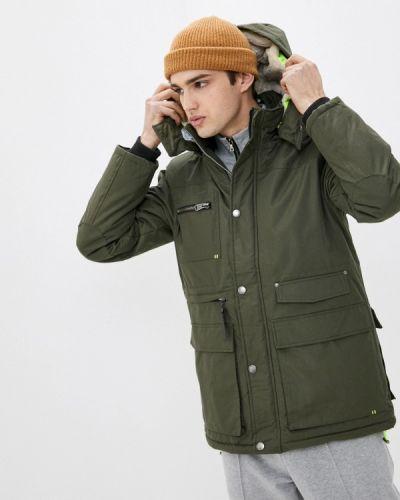 Утепленная куртка - зеленая Haily's