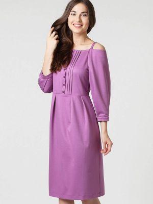 Повседневное платье розовое платье-сарафан Lova