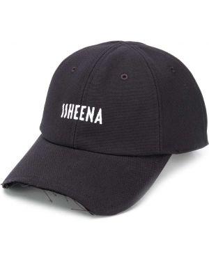 Czapka z logo czarny Ssheena