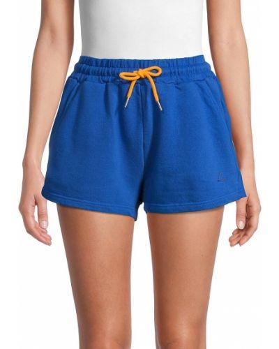 Хлопковые повседневные шорты для плаванья с карманами Eleven Paris