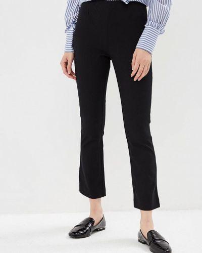 Черные брюки прямые Gap