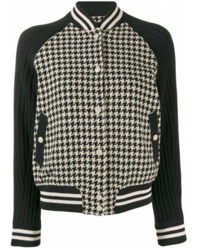 Черная куртка с манжетами Rag & Bone