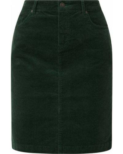 Spódniczka mini - zielona Montego