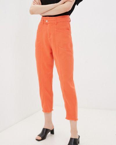 Оранжевые брюки Dali