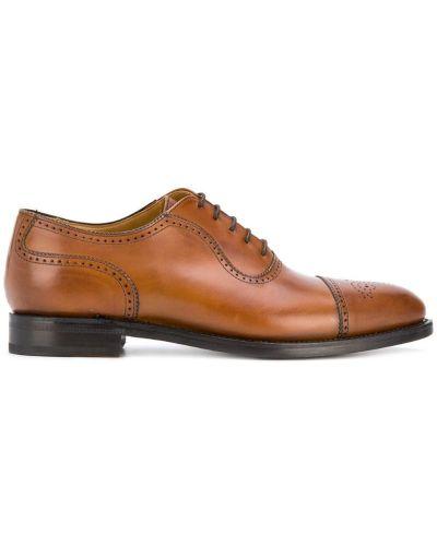 Оксфорды коричневый для обуви Berwick Shoes