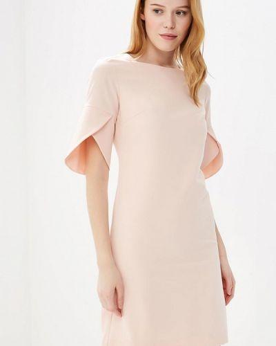 Платье весеннее розовое Femme
