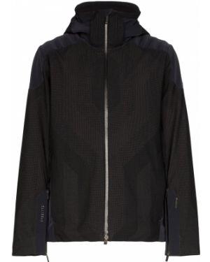 Куртка с капюшоном - синяя Kjus
