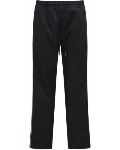 Czarne spodnie Just Don