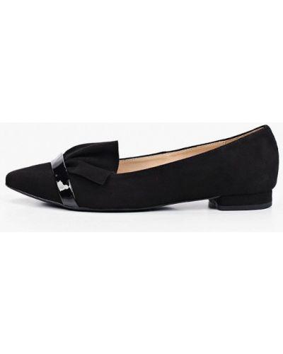 Туфли - черные Bosccolo
