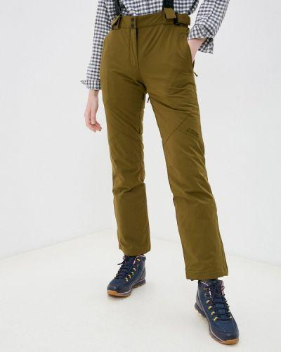 Зеленые горнолыжные брюки High Experience