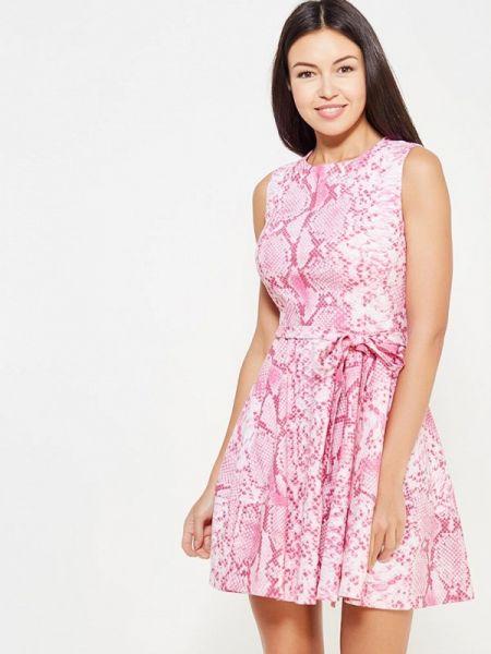 Розовое платье Maria Rybalchenko