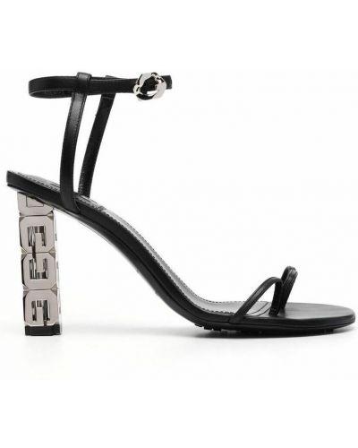 Sandały - czarne Givenchy