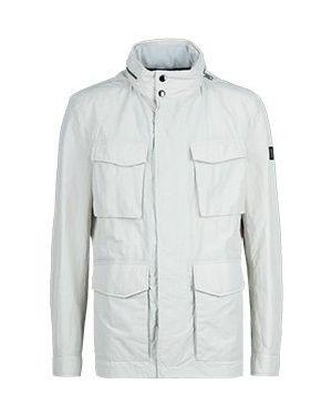 Белая куртка Strellson