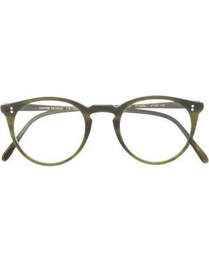 Оправа для очков - зеленые Oliver Peoples