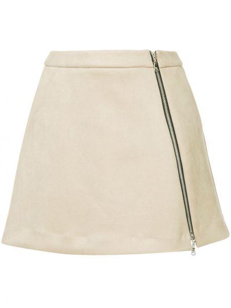 Плиссированная юбка мини Guild Prime