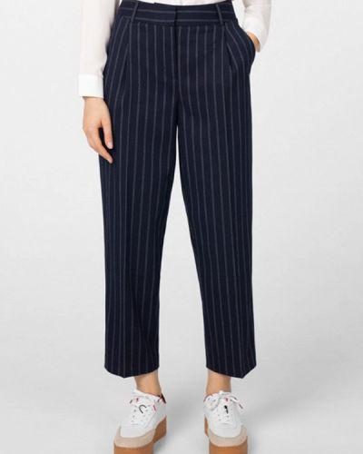 Повседневные синие брюки Pompa