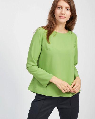Блузка зеленый Affari