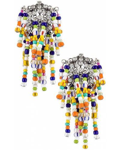 Kolczyki z kryształkami Dannijo