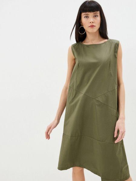 Платье - зеленое Massimiliano Bini