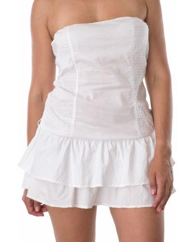 Белое платье Alcott