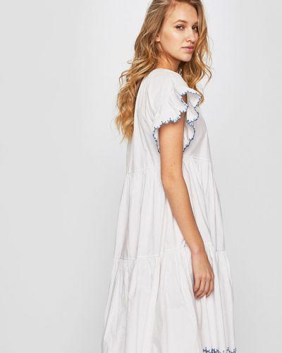 Платье мини однотонное свободного кроя Silvian Heach
