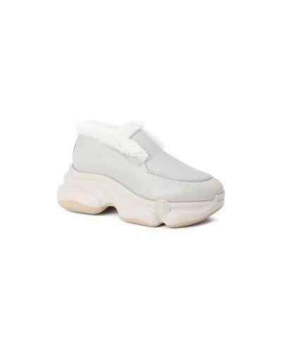 Кроссовки серые Nando Muzi