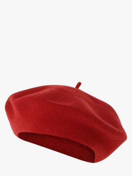 Klasyczna czerwona czapka Loevenich