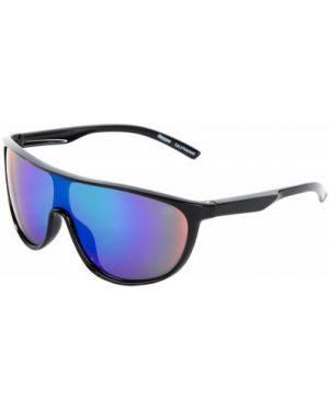 Серые спортивные солнцезащитные очки с завязками Kappa