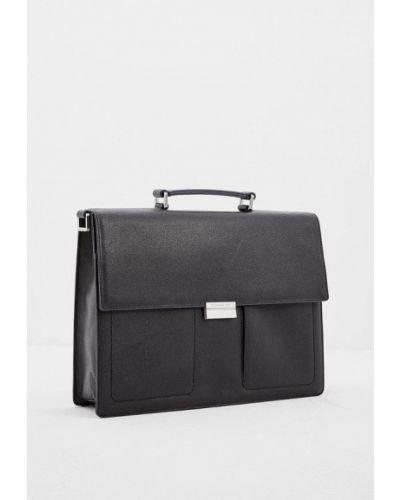 Черный портфель Cerruti 1881
