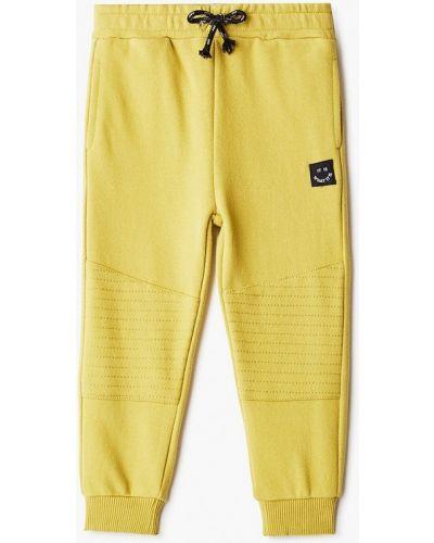 Желтые спортивные брюки Sela