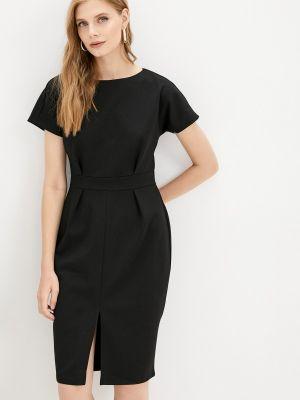 Черное платье осеннее Mark Formelle