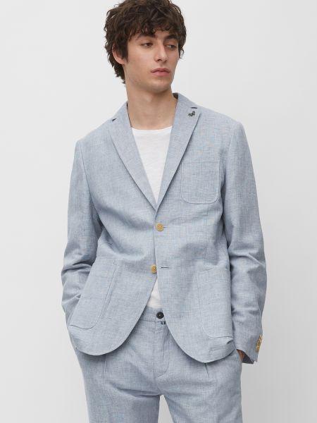Повседневный пиджак для офиса Marc O'polo