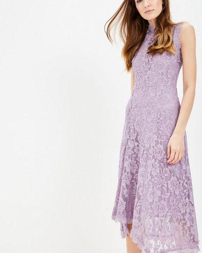 Фиолетовое платье Warehouse
