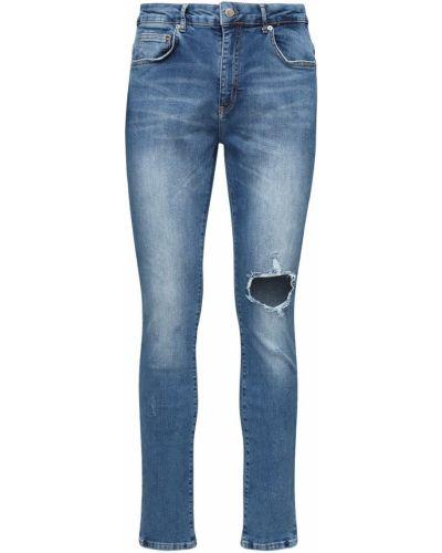 Niebieskie jeansy Flaneur Homme