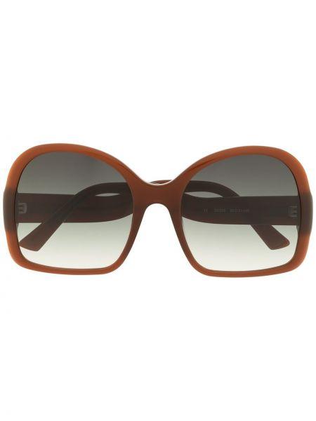 Солнцезащитные очки хаки George Keburia