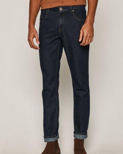 Прямые синие джинсы с карманами Medicine