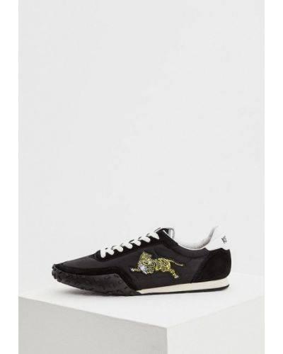 Черные кроссовки Kenzo