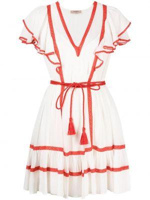 Кружевное платье - белое Twin-set