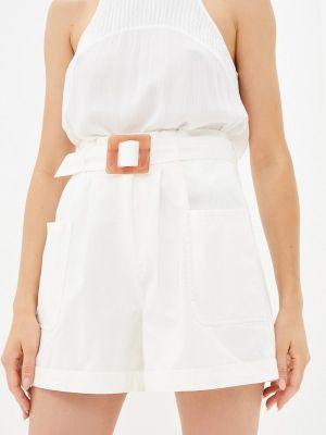 Белые повседневные шорты Tiffosi
