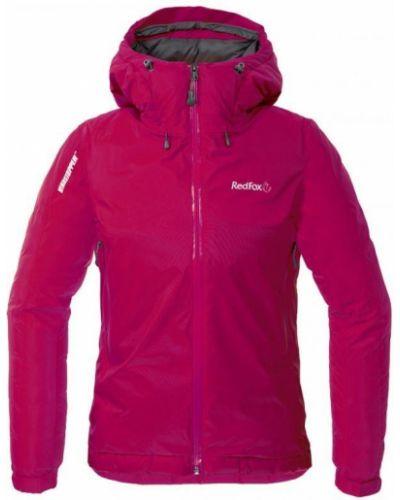 Утепленная куртка облегченная малиновый Red Fox