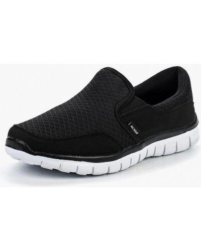 Черные кроссовки низкие Zenden Active