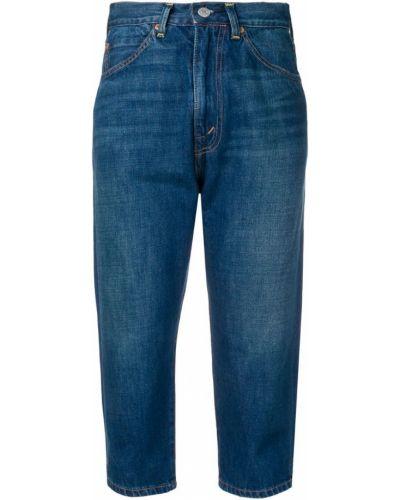 Укороченные джинсы винтажные с поясом на пуговицах Levi's Vintage Clothing