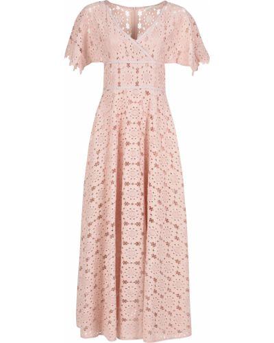 Хлопковое платье - розовое Beatrice.b
