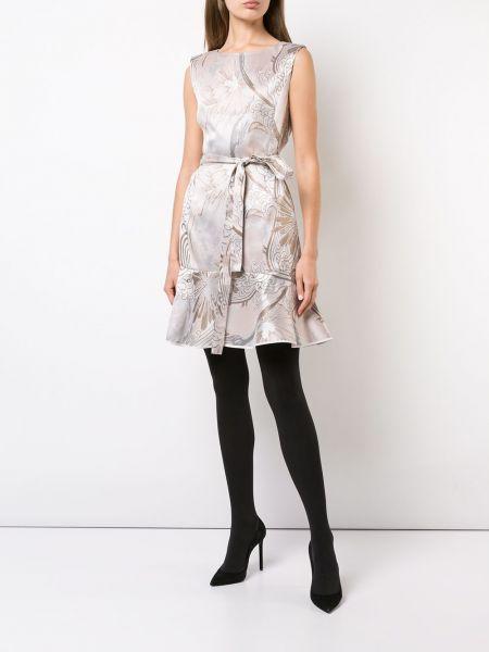 Платье с вырезом Josie Natori