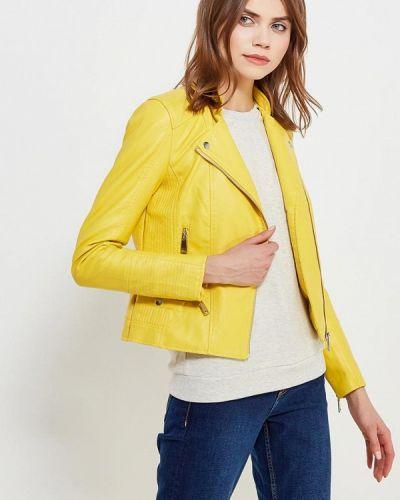 Желтая куртка Vero Moda
