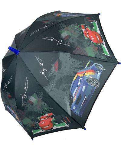 Серебряный зонт-трость Rozetka