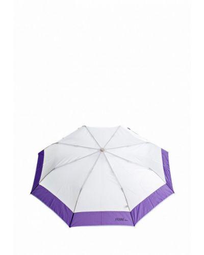 Белый зонт складной Gf Ferre
