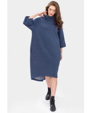 Платье - синее Cauris