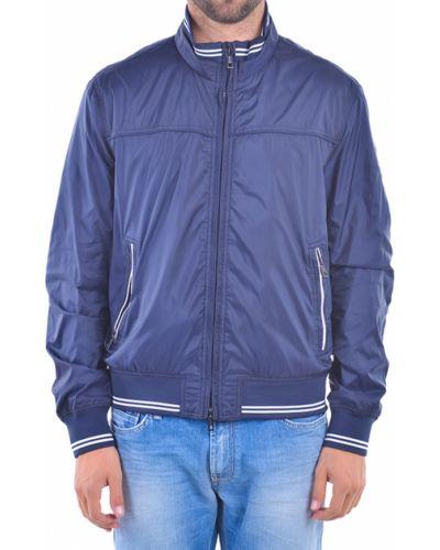 Синяя ветровка Lagerfeld