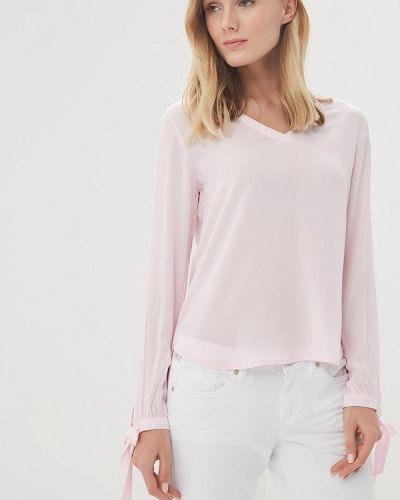 Блузка розовая Q/s Designed By